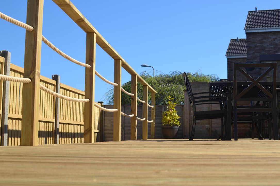 Deck portishead 1