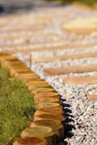 Greenwave Landscaping Bristol Landscape Gardening and maintenance Autumn mix sandstone