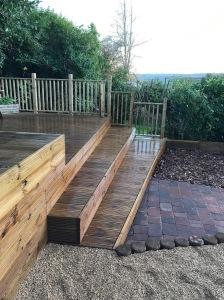 Jamie Bramhall Director or Greenwave Landscaping Bristol Landscape Gardening and maintenance